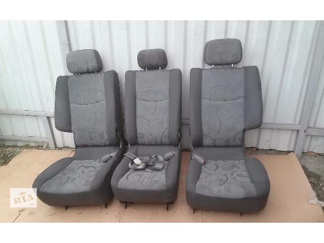 Сиденье для легкового авто Chevrolet Tacuma 2,0- объявление о продаже  в Тернополе