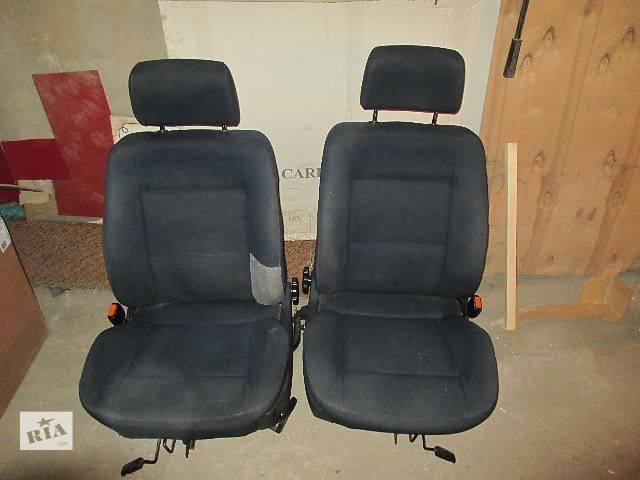 продам Сиденья,сидения, салон, кресла Audi A6 C4 95гв. темно-синий жаккард бу в Ужгороде