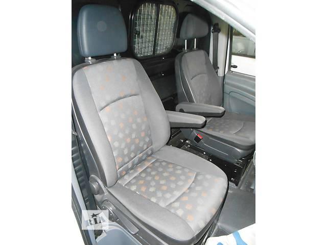купить бу  Сидение переднее, сиденья, сидіння переднє Мерседес Вито Віто (Виано) Mercedes Vito (Viano) 639 в Ровно