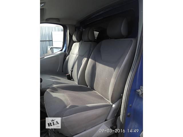 Сидение, сидение Renault Trafic 1.9, 2.0, 2.5 Рено Трафик (Vivaro, Виваро) 2001-2009гг- объявление о продаже  в Ровно