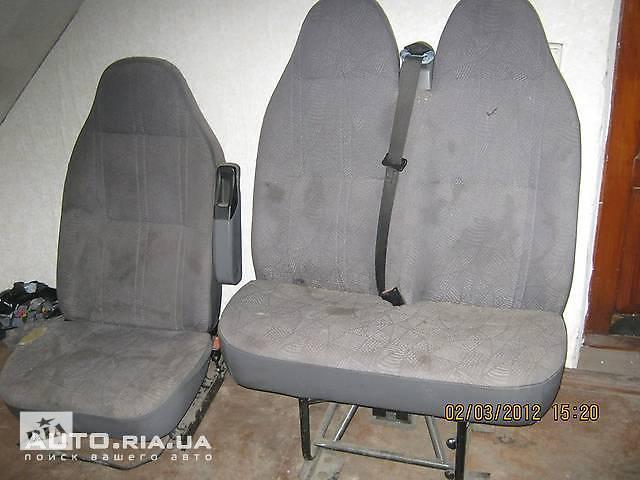 купить бу Б/у сиденье для  Ford Transit 1999 в Ковеле