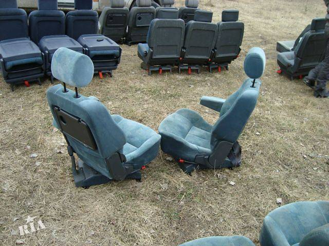 сидения трансформеры renault espace