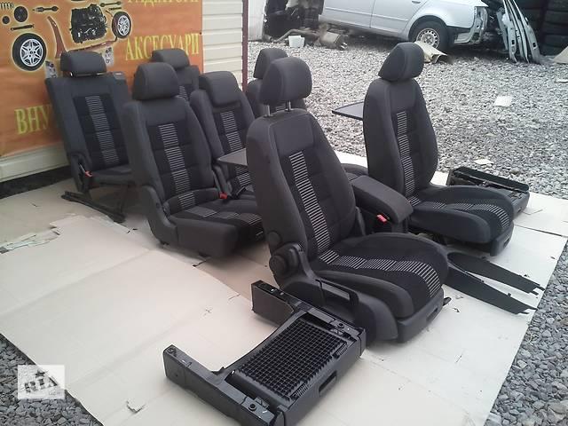 купить бу Сидіння для легкового авто Volkswagen Caddy Touran 2010 в Львове