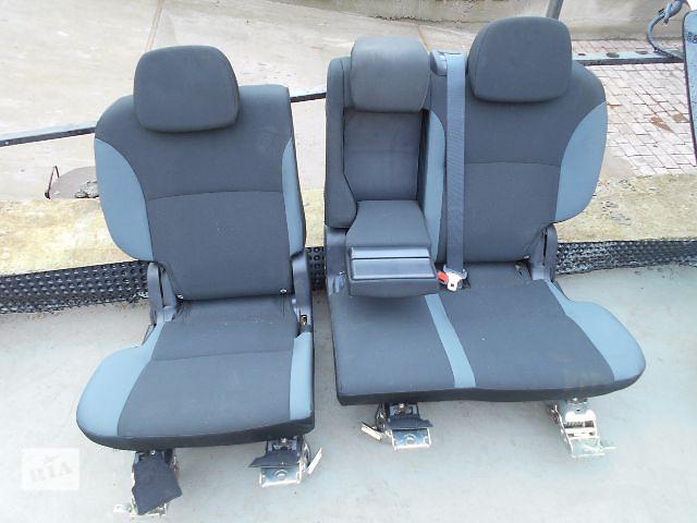 продам Сидіння для Renault Kangoo 2010 бу в Львове