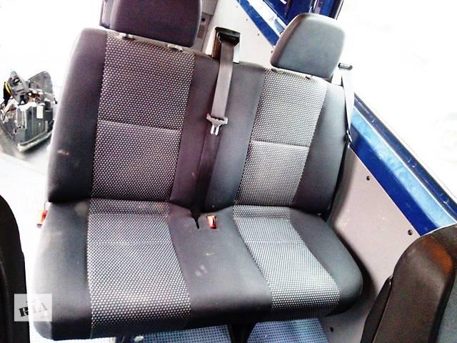 бу Сидіння двійка, Сидушка Mercedes Sprinter 906 (215, 313, 315, 415, 218, 318, 418, 518) 2.2 3.0 CDI в Ровно