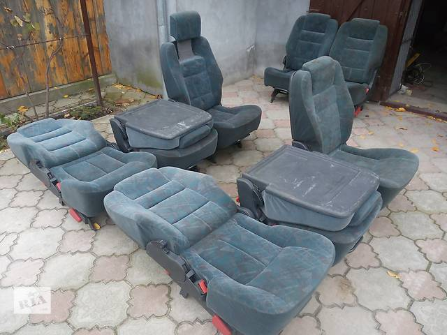 купить бу Сиденья сидушки сиденья трансформер в Львове