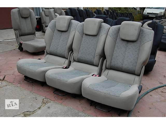 продам  Сидения трансформеры для Volkswagen Caddy бу в Любомле
