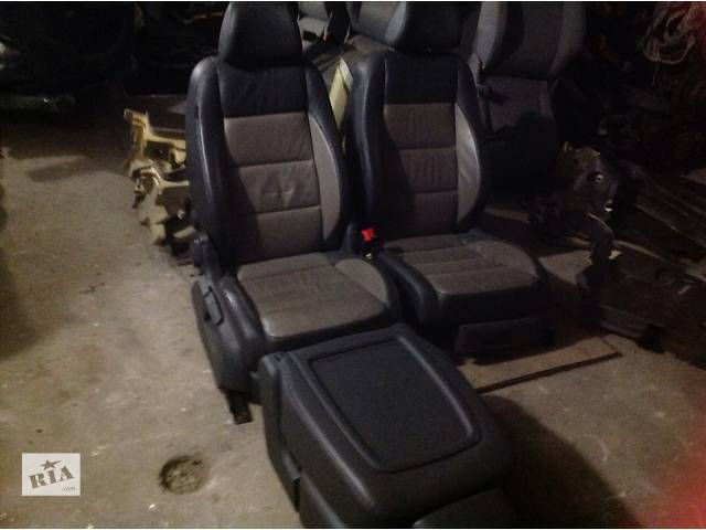 Сиденье для vw touran,caddy- объявление о продаже  в Львове