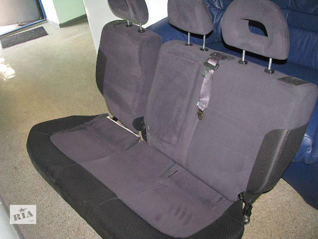 Сидения Mitsubishi Outlander 2005p.- объявление о продаже  в Львове