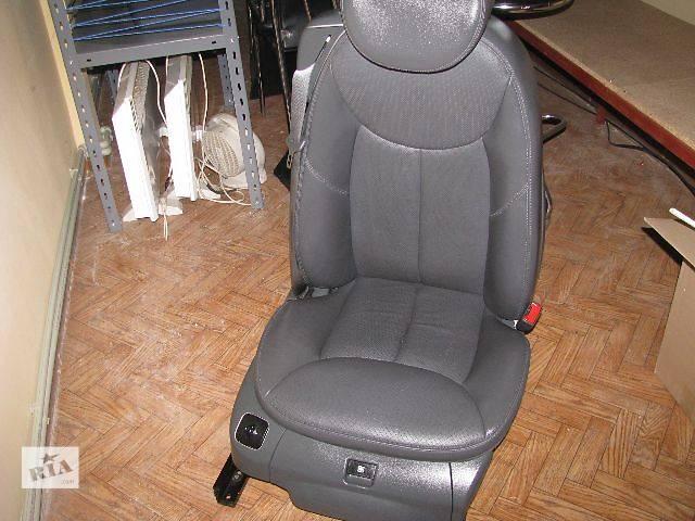 продам Сиденья передние кожаные Mercedes SL-Class Кабриолет 2003 бу в Львове
