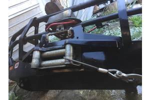 б/у Бампер передний Toyota Land Cruiser 80