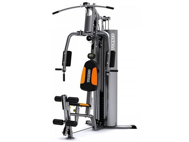 купить бу Силовой тренажер со встроенными весами Torneo M300 в Виннице