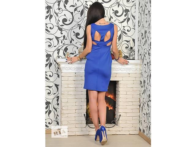 купить бу синее платье в Дунаевцах (Хмельницкой обл.)