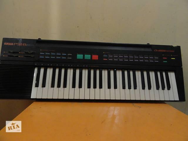 купить бу Синтезатор  Yamaha PSR 8 в Кременце (Тернопольской обл.)