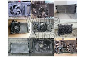 б/у Радиатор Volkswagen Crafter груз.