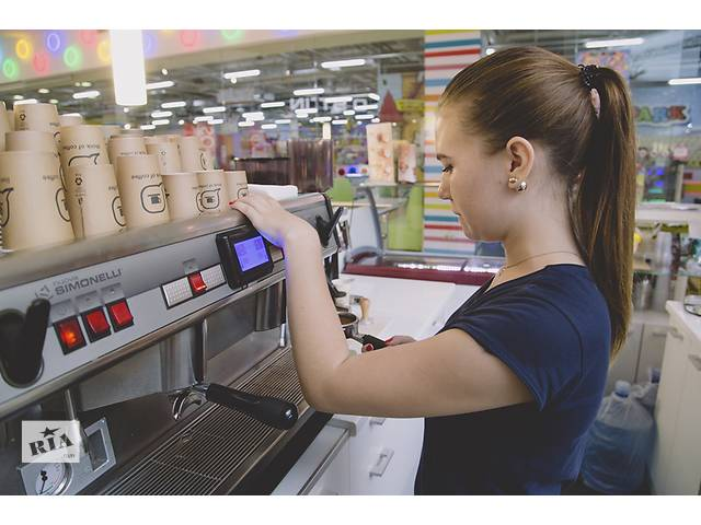 бу Система подсчета  приготовленных  порций кофе в Кривом Роге