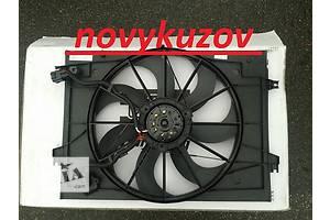 Новые Вентиляторы осн радиатора Hyundai Tucson