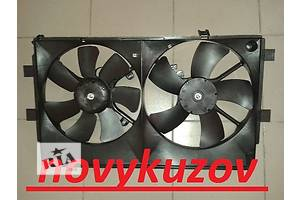 Новые Вентиляторы осн радиатора Mitsubishi Lancer X