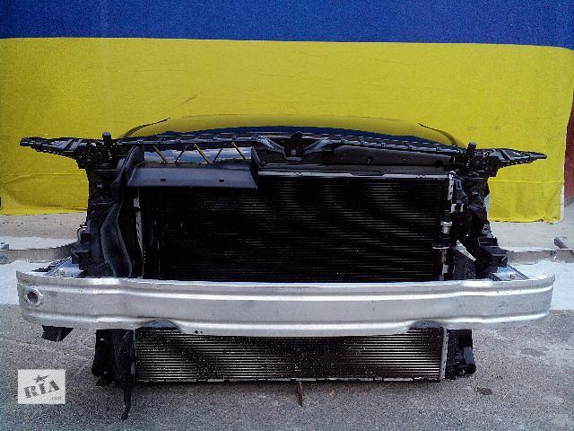 купить бу Система охлаждения Радиатор Легковой Audi A6 С7 в Костополе