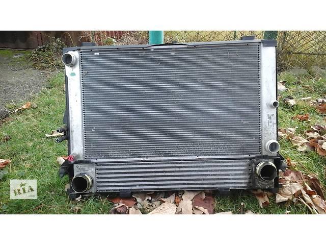 Система охлаждения Радиатор интеркуллера Легковой BMW 5 Series (все) 2009- объявление о продаже  в Иршаве