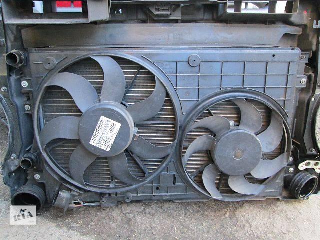 бу Система охлаждения Вентилятор осн радиатора Легковой Volkswagen Caddy в Костополе