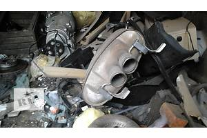 Глушители Volkswagen Touareg