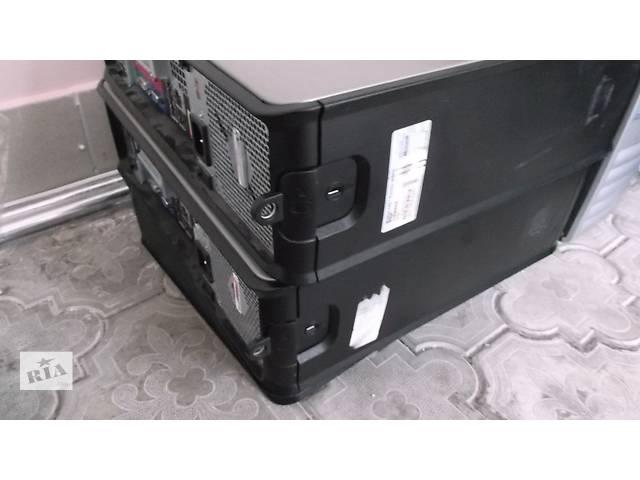 бу Системні блокит DELL Optiplex  ОЗУ 2гб HDD 250gb в Дубно