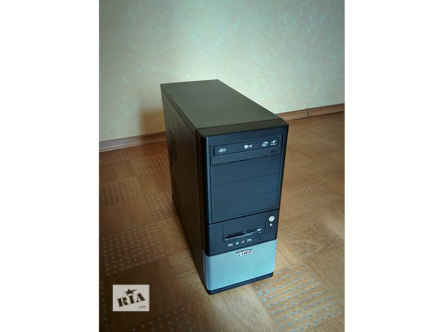 бу Системный блок AMD athlon 64 x2 2ядра .GeForce 8600GT.Озу 2гб.hdd 500 в Харькове