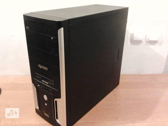 Системный блок- Intel 2 ядра - Ram 3 Гб-- объявление о продаже  в Киеве