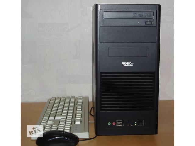 купить бу Системный блок Intel Core 2 Duo E7500 (2.93 GHz) в Киеве