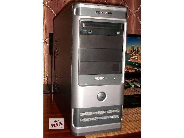 Системный блок (Intel Pentium4 3.00GHz/1M/800, ОЗУ 2ГБ, HDD 160ГБ)- объявление о продаже  в Глухове