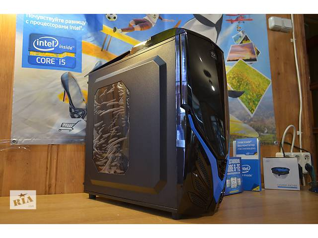 Системный блок РЕГАРД PRO GAMER 3000 i7-6700 4,0 ГГц+GTX 1070 8GB MSI- объявление о продаже  в Харькове