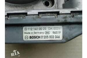 Дросельные заслонки/датчики Mercedes E-Class