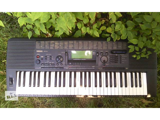 продам Ситезатор Yamaha PSR 520 бу в Кременчуге