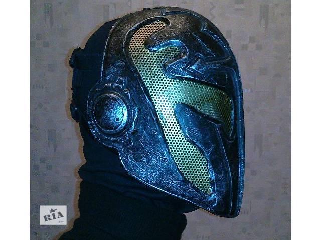 Шлем тактический с маской