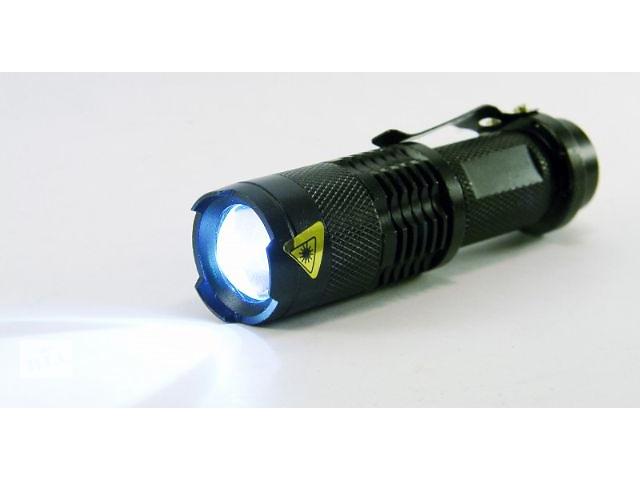 продам Тактический фонарик police BL-8468 бу в Кропивницком (Кировограде)