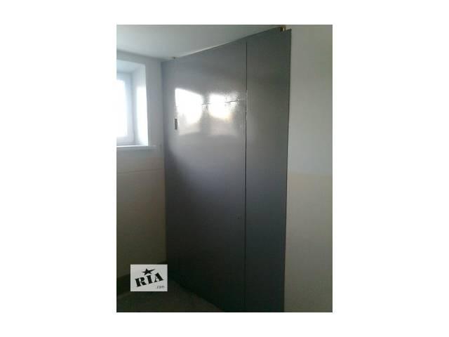 бу Тамбурные перегородки, двери на этаж в Киеве