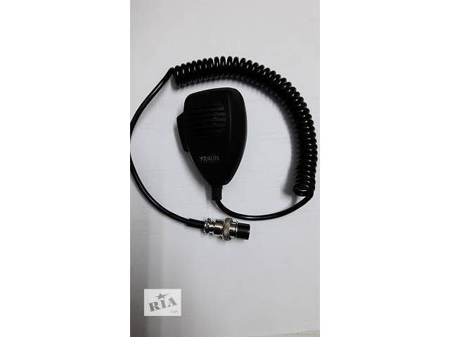 бу Тангента (мирофон) для Си-Би радистанции 6-пиновая с закруткой в Львове