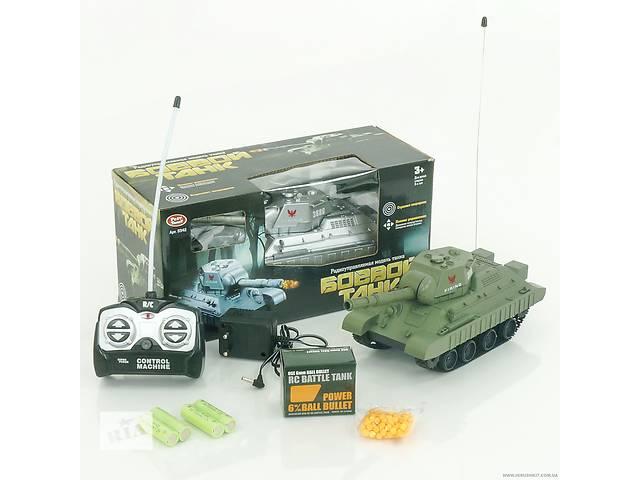 продам Танк 9342 р/у, стреляет пулями, аккум, 2 вида, в коробке бу в Киеве