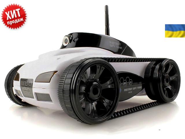 продам Танк-шпион WiFi I-Spy с камерой бу в Черноморске (Ильичевск)