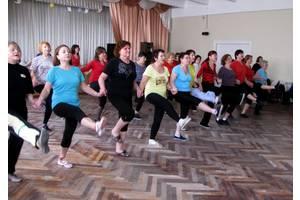 Уроки танцев