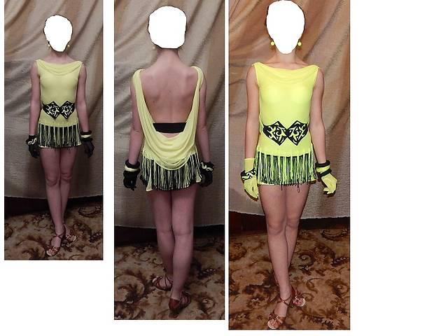 купить бу Танцевальные платья для латины и стандарта в Львове