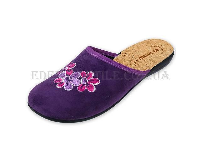 купить бу Тапочки женские Inblu NC-7Q фиолетовый в Полтаве