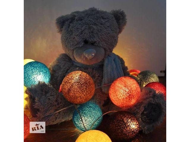 Детский ночник. Гирлянда «тайские фонарики»- объявление о продаже  в Харькове