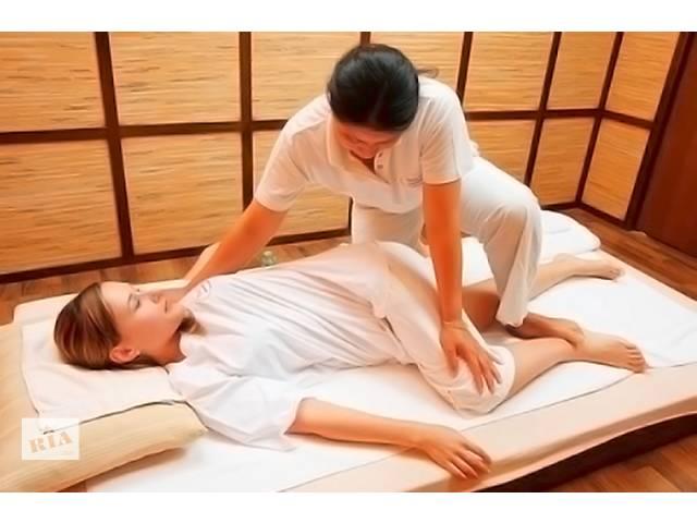 бу Тайский классический массаж (1,5 часа) и Фут массаж (тайский массаж ног)(1 час) в Киевской области