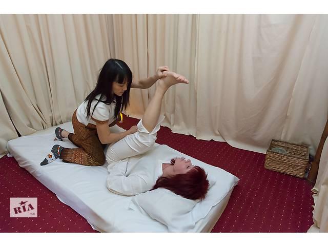продам Тайский массаж. Специалисты из Таиланда. бу в Харькове