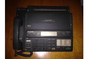 б/у Факсы на термобумаге Panasonic
