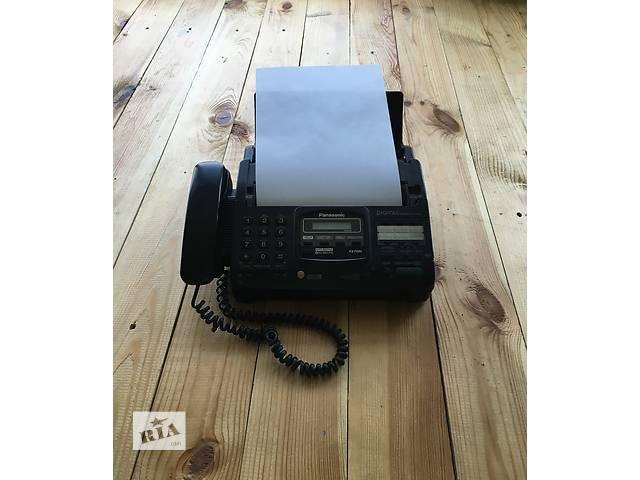 Телефон-Факс Panasonic KX-F680RS- объявление о продаже  в Киеве