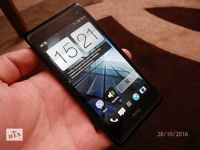Телефон HTC Desire 600 Dual Sim black оригинал- объявление о продаже  в Павлограде