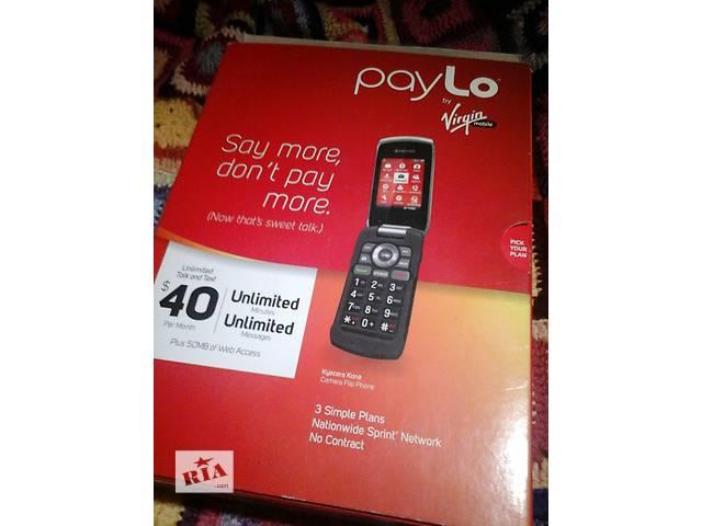 продам Телефон Kyocera Kona for Virgin Mobile (CDMA) бу в Харькове